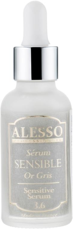 """Успокаивающая сыворотка """"Серое золото"""" - Alesso Professionnel"""