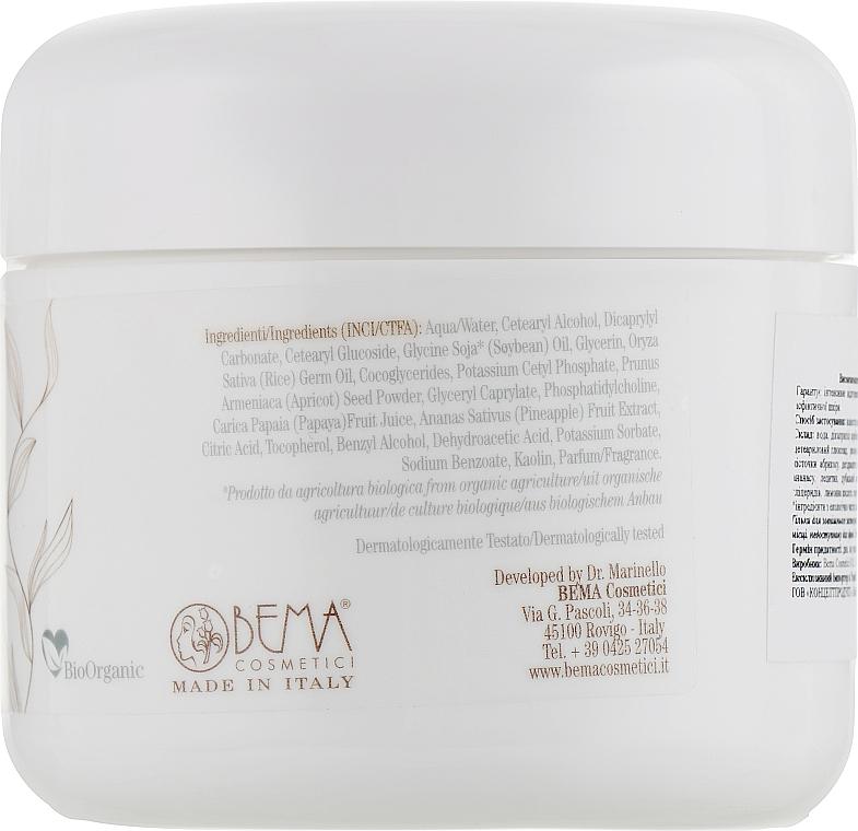 Пілінг з ефектом скрабу - Bema Naturys Vanity Routine Essential Scrub-Effect Peeling — фото N2
