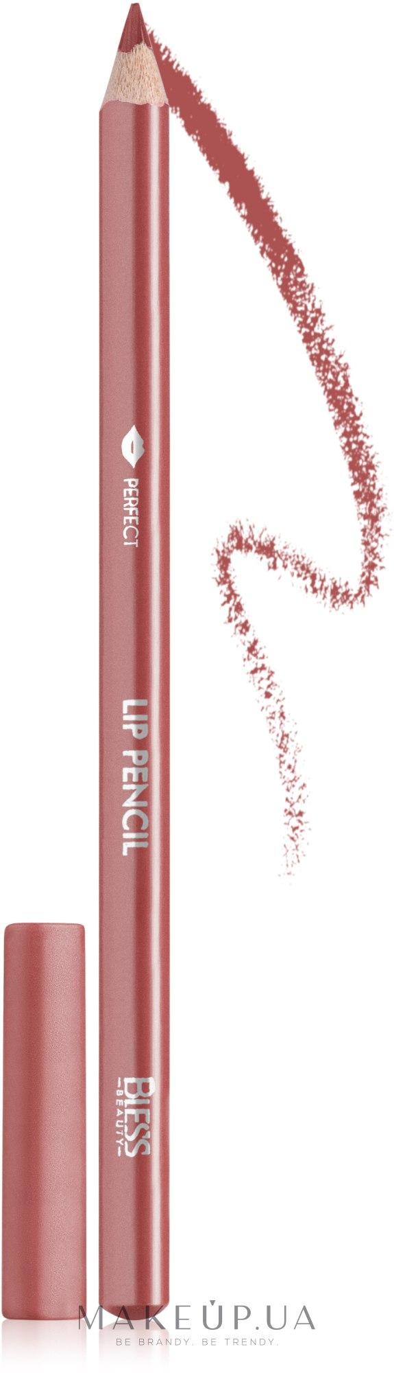 Олівець для губ - Bless Beauty Lip Pencil — фото 01