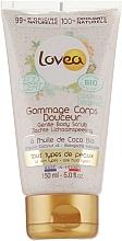 Духи, Парфюмерия, косметика Скраб для тела с маслом кокоса - Lovea Coco Paradise Scrub