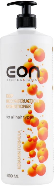 """Кондиционер для волос """"Глубокая реконструкция"""" - EON Professional — фото N1"""