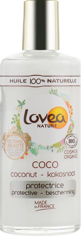 Натуральное кокосовое масло - Lovea Coconut Oil