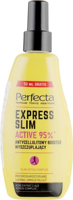 Антицеллюлитный бустер для похудения - Perfecta Express Slim Active 95% Anti-Cellulite Booster