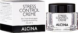Духи, Парфюмерия, косметика Крем для защиты кожи лица - Alcina Stress Control Creme