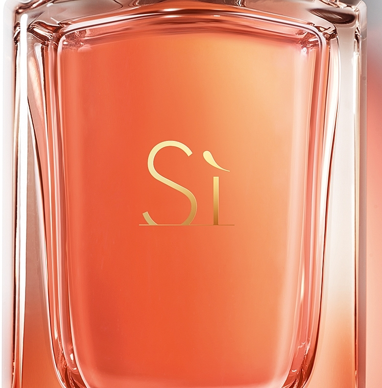 Giorgio Armani Si Intense - Интенсивная парфюмированная вода — фото N5