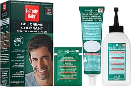 Духи, Парфюмерия, косметика Мужская краска для волос - Eugene Perma Petrole Hahn Coloration