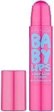 Духи, Парфюмерия, косметика Бальзам для губ - Maybelline New York Baby Lips Color Balm Crayon