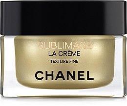 Духи, Парфюмерия, косметика Антивозрастной крем легкая текстура - Chanel Sublimage La Creme Texture Fine