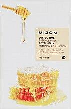 """Духи, Парфюмерия, косметика Тканевая маска для лица """"Маточное молочко"""" - Mizon Joyful Time Essence Mask"""