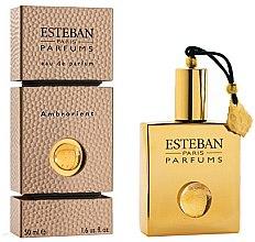 Духи, Парфюмерия, косметика Esteban Ambrorient - Парфюмированная вода