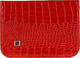 Духи, Парфюмерия, косметика Чехол для маникюрных инструментов, CS-10, красный - Staleks Pro Case For Manicure Tools