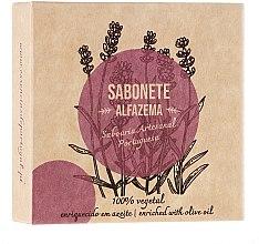 "Духи, Парфюмерия, косметика Натуральное мыло ""Лаванда"" - Essencias De Portugal Senses Lavender Soap With Olive Oil"