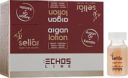 Поживний відновлюючий лосьйон з Аргановою олією та Кератином - Echosline Seliar  — фото N1