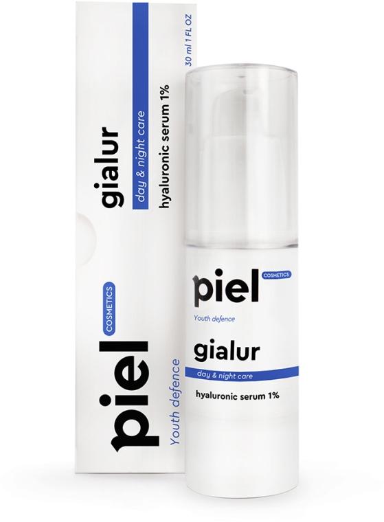 Интенсивно увлажняющая сыворотка гиалуроновой кислоты - Piel Cosmetics Gialur Serum 1%