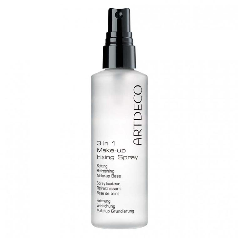 Спрей фиксирующий для макияжа - Artdeco 3 in 1 Make-up Fixing Spray