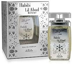 Духи, Парфюмерия, косметика Nabeel Habibi Lil Abad Silver - Парфюмированная вода
