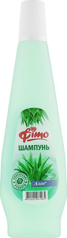 "Фитошампунь ""Алоэ"" - Pirana"