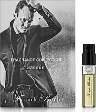 Духи, Парфюмерия, косметика Franck Boclet Jasmin - Парфюмированная вода (пробник)