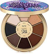 Духи, Парфюмерия, косметика Палетка теней для век - Tarte Cosmetics Rainforest Of The Sea Eyeshadow Palette Volume II