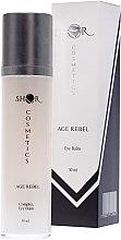 Парфумерія, косметика Бальзам для догляду за шкірою навколо очей - Shor Cosmetics Age Rebel Eye Balm