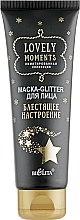 Духи, Парфюмерия, косметика Маска-Glitter для лица «Блестящее настроение» - Bielita Lovely Moments