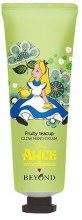 Духи, Парфюмерия, косметика Крем для рук с виноградным ароматом - Beyond Alice in Glow Fruity Teacup Hand Cream