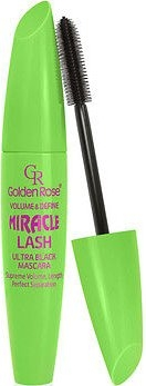 Тушь для ресниц - Golden Rose Volume&Define Miracle Lash Mascara
