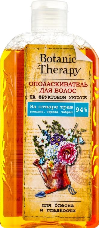 Ополаскиватель для волос на фруктовом уксусе - Modum Botanic Therapy