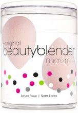 Духи, Парфюмерия, косметика Мини-спонж для макияжа, розовые - Beautyblender Micro.mini