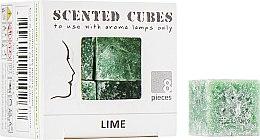 """Духи, Парфюмерия, косметика Аромакубики """"Лайм"""" - Scented Cubes Lime"""
