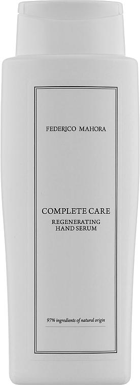Регенерирующая сыворотка для рук - Federico Mahora Complete Care Regenerating Hand Serum