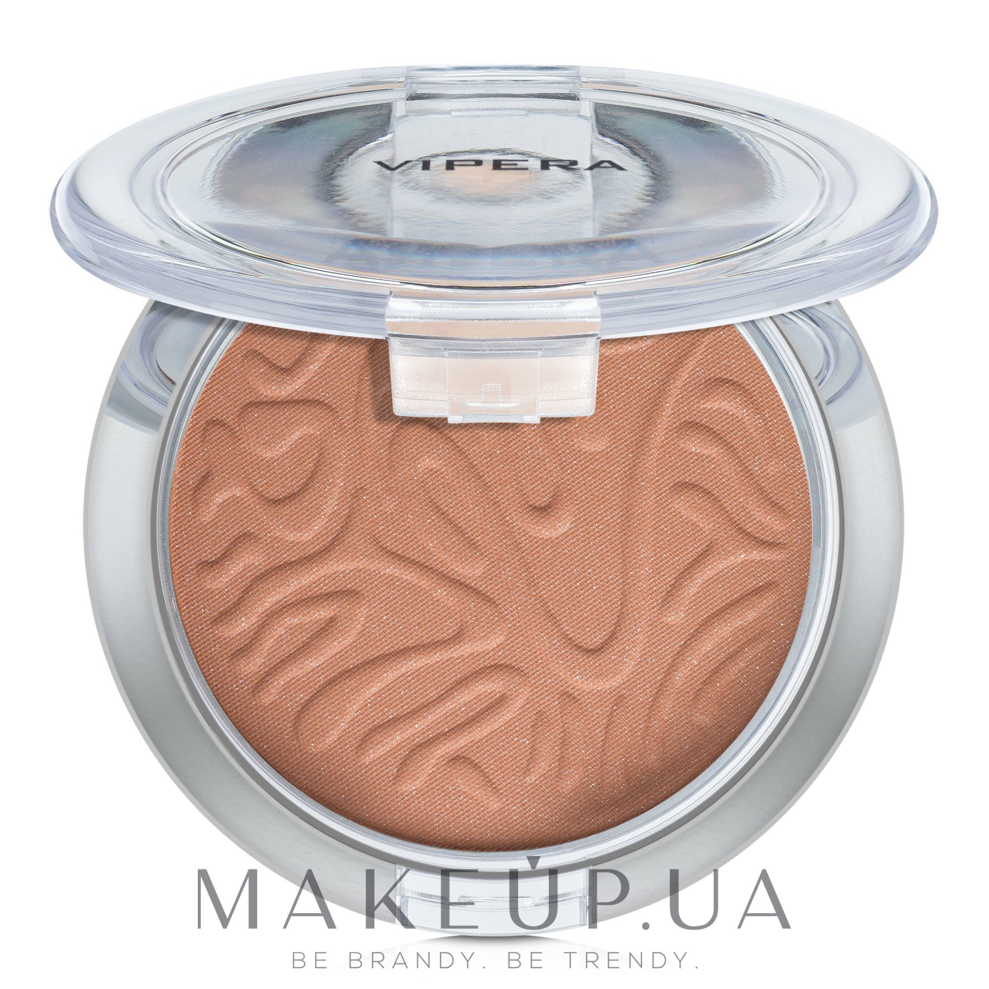 Пудра для будь-якого типу шкіри - Vipera Fashion Powder — фото 501 - Multifunctional Bronzing