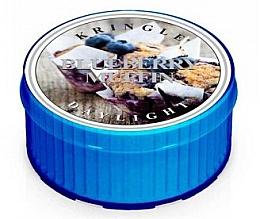 Духи, Парфюмерия, косметика Чайная свеча - Kringle Candle Daylight Blueberry Muffin