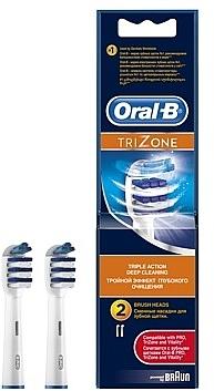 Насадки для электрических зубных щеток - Oral-B Trizone EB30
