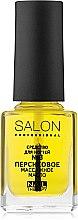 Парфумерія, косметика Персикова масажна олія для кутикули №3 - Salon Nail Professional