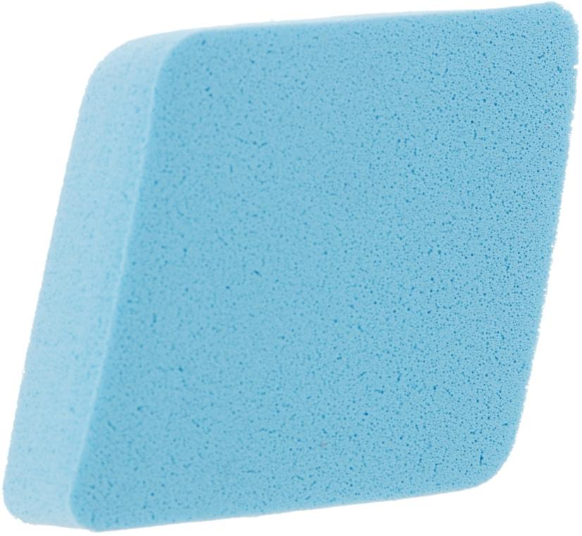 Спонж для макияжа, 35807, голубой - Top Choice