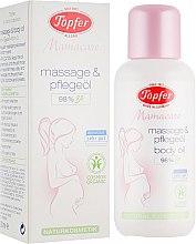 Духи, Парфюмерия, косметика Масло для профилактики растяжек - Topfer Mamacare Massage & Body Oil