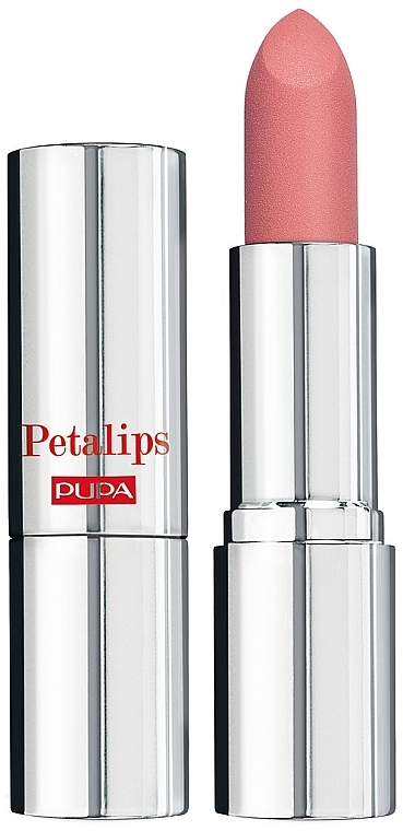 Матовая помада для губ - Pupa Petalips Soft Matte Lipstick