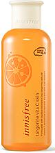 Духи, Парфюмерия, косметика Тонер с витамином С - Innisfree Tangerine Vita C Skin