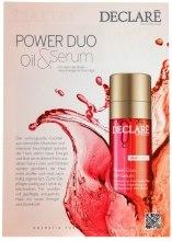 Духи, Парфюмерия, косметика Двухфазное восстанавливающее средство - Declare Vital Balance Power Duo Oil+Serum (пробник)