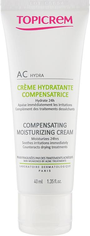 Компенсирующий увлажняющий крем для лица - Topicrem AC Compensating Moisturizing Cream