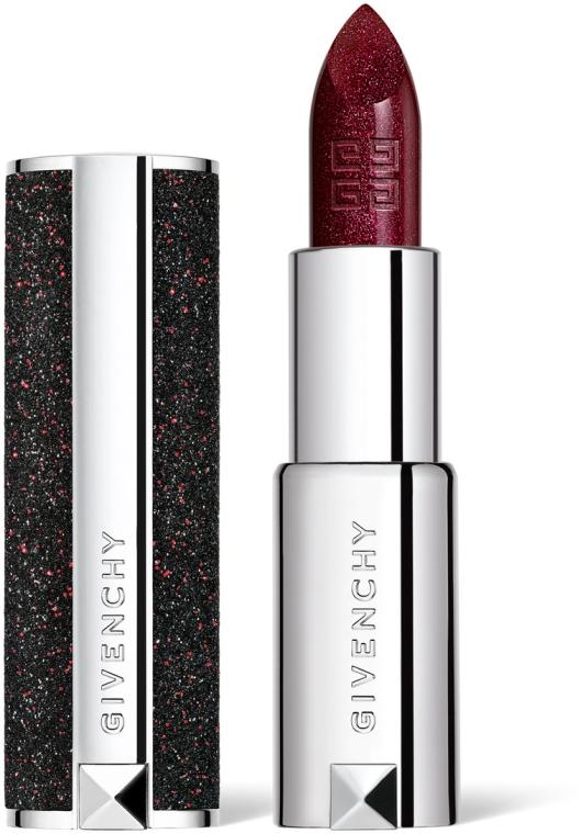 Помада для губ - Givenchy Le Rouge Night Noir