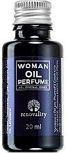 Духи, Парфюмерия, косметика Renovality Original Series Woman Oil Parfume - Масляные духи