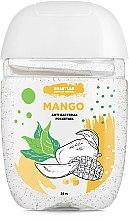 """Духи, Парфюмерия, косметика Антибактериальный гель для рук """"Mango"""" - SHAKYLAB Anti-Bacterial Pocket Gel"""
