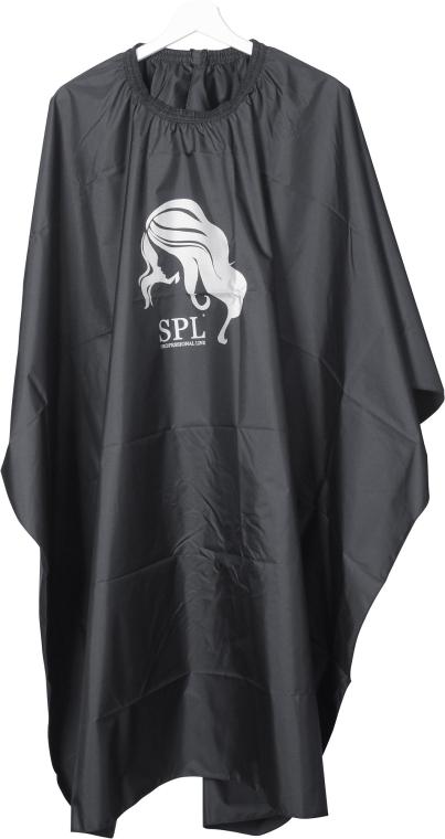 Профессиональный пеньюар, черный, 905073-A - SPL