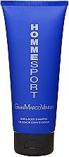 Духи, Парфюмерия, косметика Gian Marco Venturi Frames Homme Sport - Гель для душа (тестер)