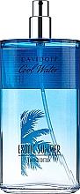 Духи, Парфюмерия, косметика Davidoff Cool Water Exotic Summer Limited Edition - Туалетная вода (тестер без крышечки)