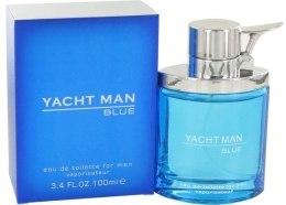 Духи, Парфюмерия, косметика Myrurgia Yacht Man Blue - Туалетная вода