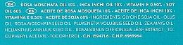 "Регенерувальна олія ""Роза Москета"" - Babe Laboratorios Regenerating Rosa Moschata Oil — фото N5"