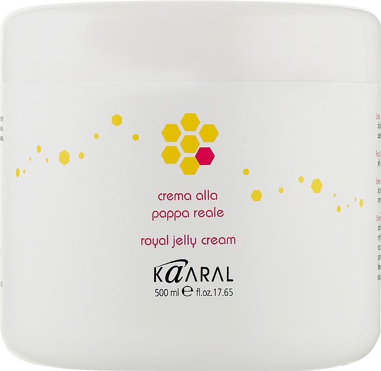 Маска с пчелиным маточным молочком - Kaaral Maxi Royal Jelly Cream